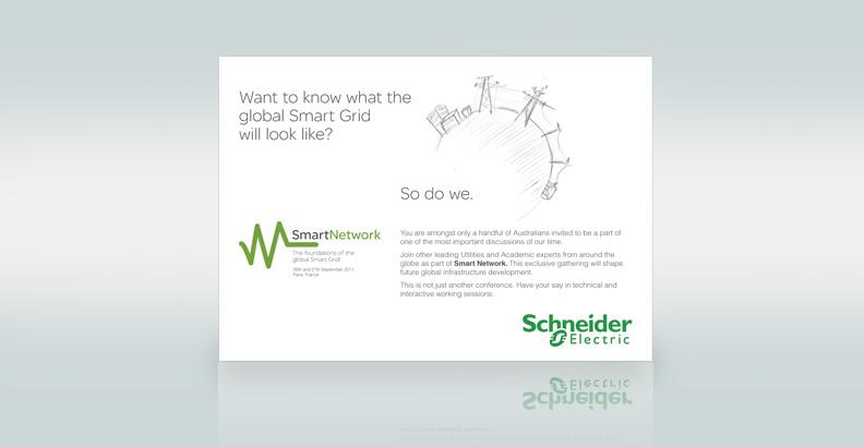 Smart Networks Invite