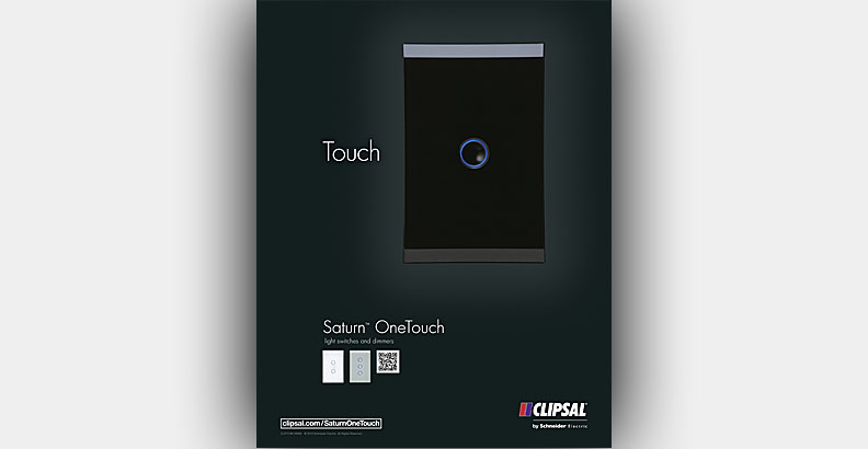 OneTouch Print Ad